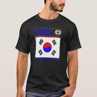 """T-shirt """"Corée du Sud """""""