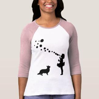 T-shirt Corgi de Gallois de cardigan