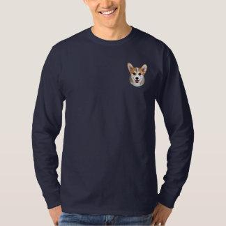 T-shirt Corgi de sourire de Gallois de Pembroke