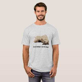 T-shirt Corgi économiseur d'énergie de mode