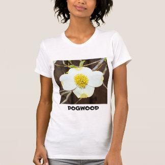 T-shirt Cornouiller de la Caroline du Nord