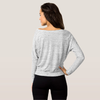 T-shirt Corps par la -Épaule des femmes de Kristi