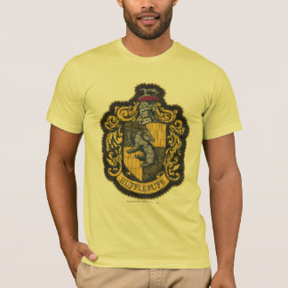 T-shirt Correction de crête de Harry Potter | Hufflepuff