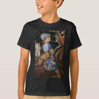 T-shirt Cortège de Magus Caspar (détail) par Benozzo