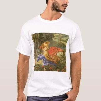 T-shirt Cortège des Magi, art d'ange de la Renaissance