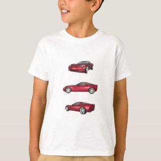 T-shirt Corvette : La sucrerie Apple finissent