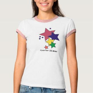 T-shirt Corvette toutes les étoiles, Corvette toutes les