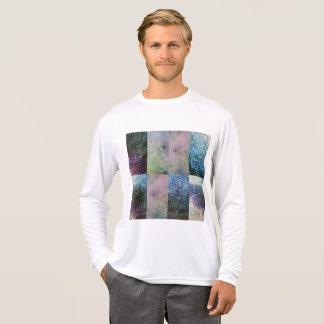 T-shirt cosmos des retazos De
