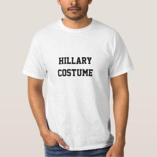 T-shirt Costume de Hillary