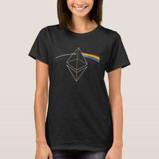 T-shirt Côté d'Ethereum de la lune
