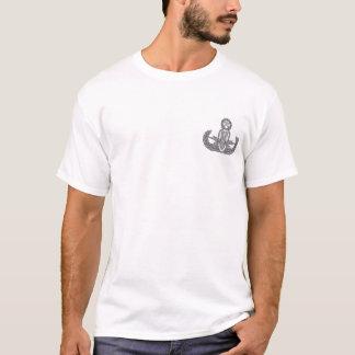 T-shirt Côte ouest EOD (Brown)