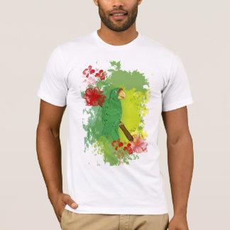 T-shirt Cotorra De Porto Rico/perroquet portoricain