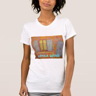 T-shirt Cottage de glycines