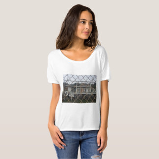T-shirt Cottage en cristal de crique