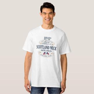 T-shirt Cou de l'Ecosse, N Caroline 150th Ann. White