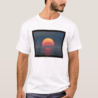 T-shirt Coucher de soleil