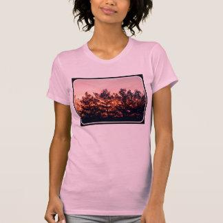 T-shirt Coucher du soleil