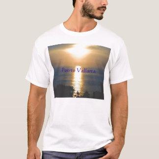 T-shirt Coucher du soleil-ContestWinner de Puerto