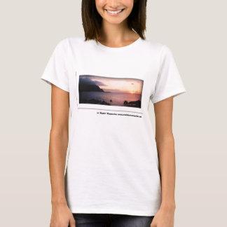 T-shirt Coucher du soleil de Bali Hai