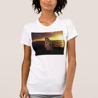 T-shirt Coucher du soleil de Deja