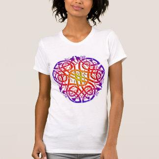 T-shirt Coucher du soleil de dragon