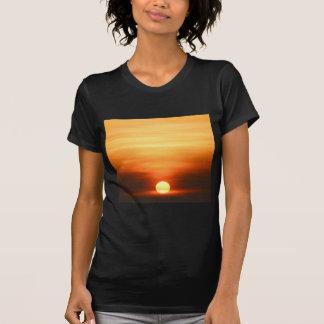 T-shirt Coucher du soleil d'été