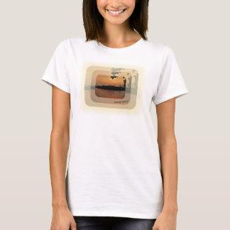 T-shirt Coucher du soleil X 3 de Mme Vanuatu