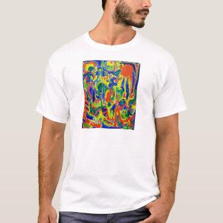 T-shirt Couleur de joie