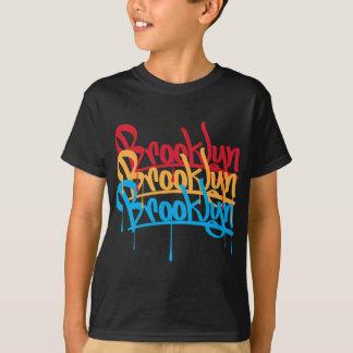 T-shirt Couleurs de Brooklyn