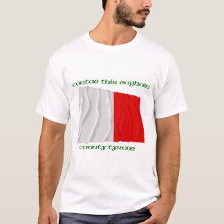 T-shirt Couleurs de Tyrone du comté