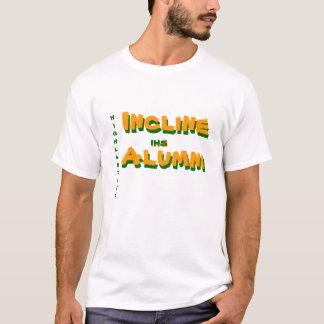 T-shirt Couleurs élevées d'anciennes élèves de village de