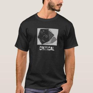 T-shirt Coup critique