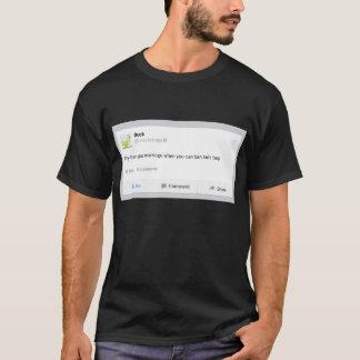T-shirt coup de poing de mariage homosexuel > de kidz