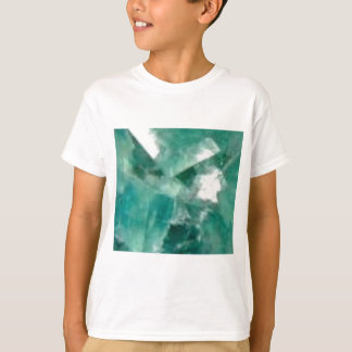 T-shirt coupes d'émeraude