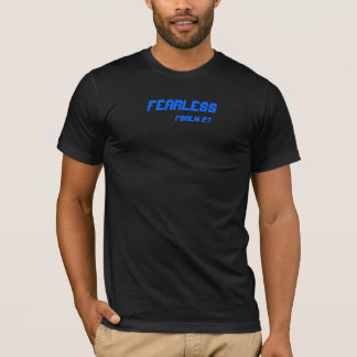 T-shirt Courageux, psaume 27