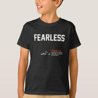 """T-shirt """"courageux"""" saint de Brown de"""