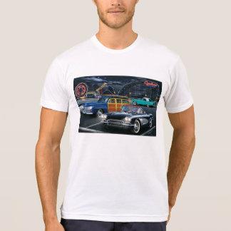 T-shirt Coureur de cyclone