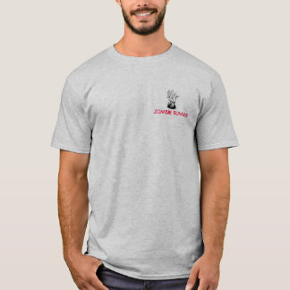 T-shirt Coureur de zombi