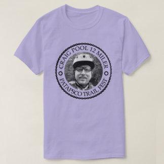 T-shirt Coureur du mile de la piscine 12 de Craig