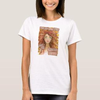 T-shirt Couronne organique