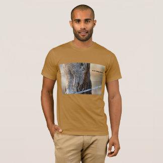T-shirt Courrier de barrière