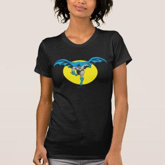 T-shirt Courses de Batman en avant