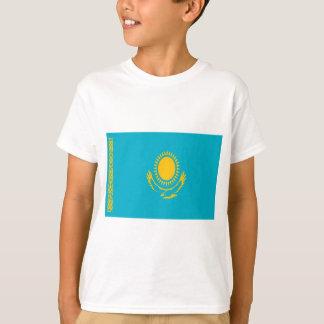T-shirt Coût bas ! Drapeau de Kazakhstan