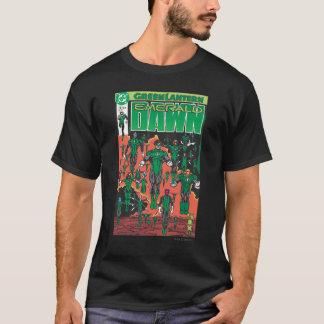 T-shirt Couverture verte d'aube