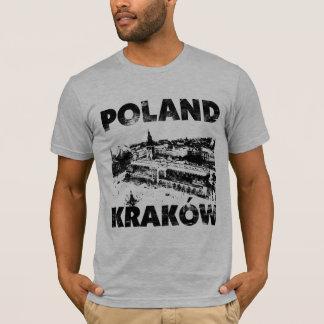T-shirt Cracovie, Pologne