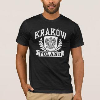 T-shirt Cracovie Pologne