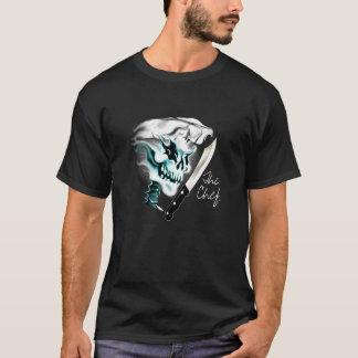 T-shirt Crâne de chef de fantôme