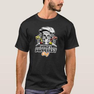 T-shirt Crâne de chef de pâtisserie : Le chef le plus doux