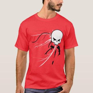 T-shirt Crâne de Cyber