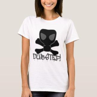 T-shirt Crâne de masque de gaz de Dubstep